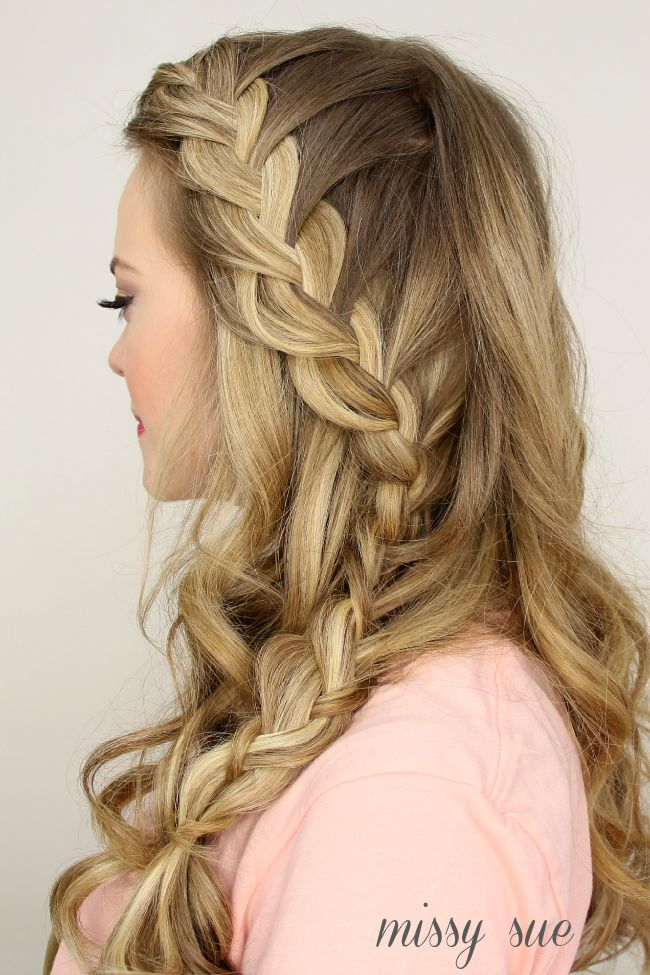 2015 Prom Hairstyles - Half Up Half Down Prom Hairstyles 18 - Styles That Work For Teens