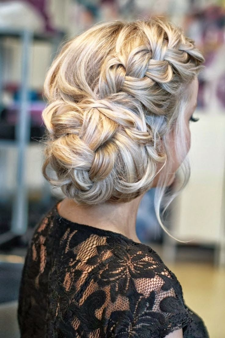 style updo teen prom hair